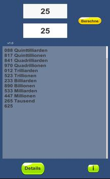 Hohe Potenzen und Zahlennamen screenshot 3