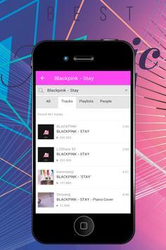 Blackpink Songs apk screenshot