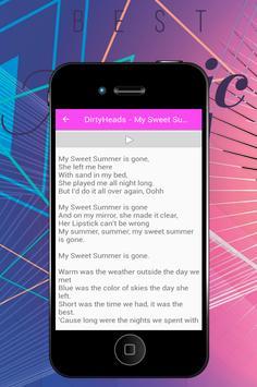 DIRTY HEADS Songs apk screenshot