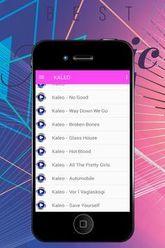 Kaleo - Way Down We Go poster