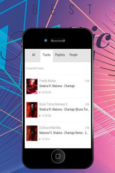 Shakira - Chantaje apk screenshot