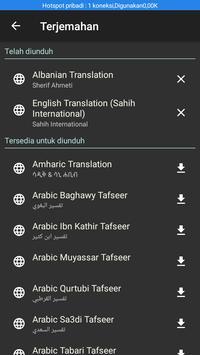 Alquran 30 Juz dan Terjemahan screenshot 1