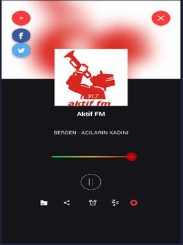 Aktif FM apk screenshot