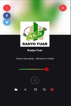 Radyo Fuar poster
