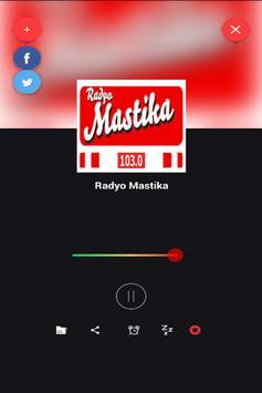 Radyo Mastika apk screenshot