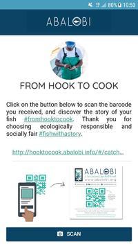 Abalobi QR Scanner poster