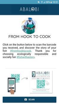 Abalobi QR Scanner screenshot 1