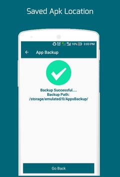 Easy Backup Restore - Apps Backup screenshot 7