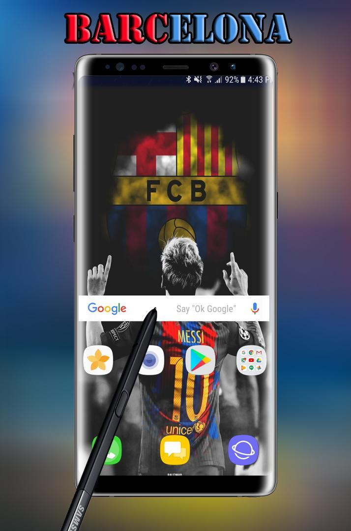 Fc Barcelona Wallpaper Hd 2018 For Android Apk Download