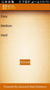 Smart Sudoku apk screenshot