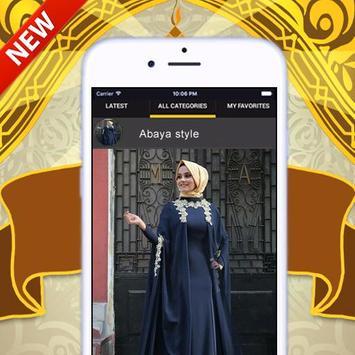 Abaya Style apk screenshot