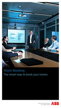 Room Booking poster