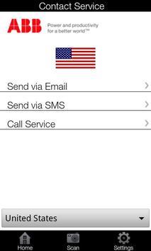 ABB Service screenshot 2