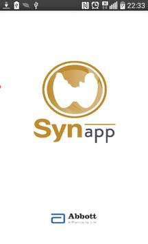 SynApp. poster