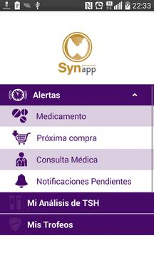 SynApp. screenshot 2