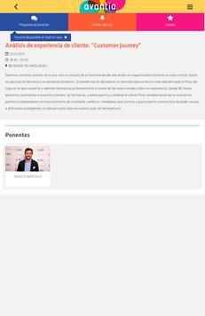Convención Avantia 2017 apk screenshot