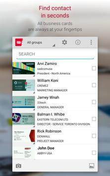 Business card reader free business card scanner apk download business card reader free business card scanner apk screenshot reheart Image collections