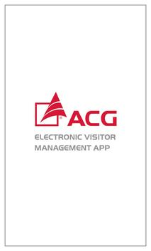 ACG Visitor Management System poster