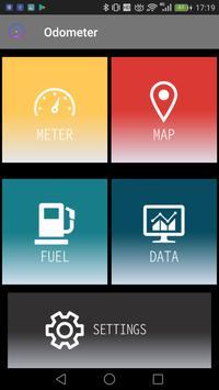 GPS FuelMeter apk screenshot