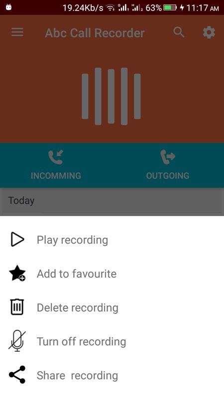 Abc call recorder apk download | apkpure. Co.