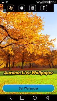Autumn Live Wallpaper 2016 apk screenshot
