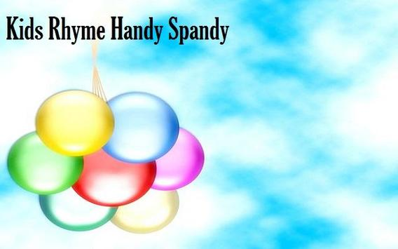 Kids Poem Handy Spandy For Android Apk Download