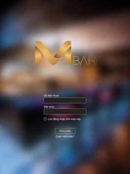 MLOUNGE - RESTAURANT & BAR apk screenshot