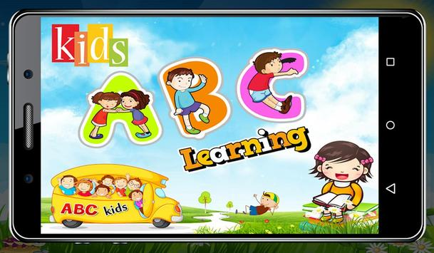 ABC Preschool Learning Games poster