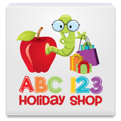 ABC123 Holiday Shop icon