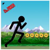 Ninja Stickman Adventure free icon