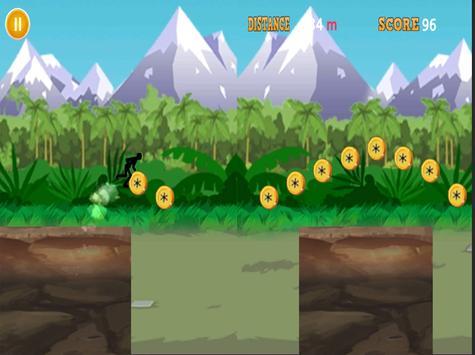 Ninja Stickman Adventure free apk screenshot