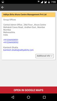 ABG Locator apk screenshot