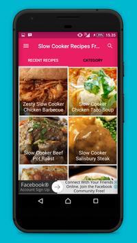 Slow Cooker Recipes!! screenshot 1