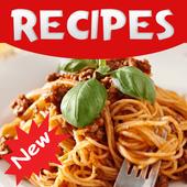 Spaghetti Recipes 2017 icon