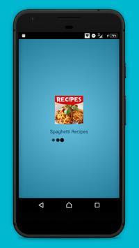 Spaghetti Recipes 2017 poster