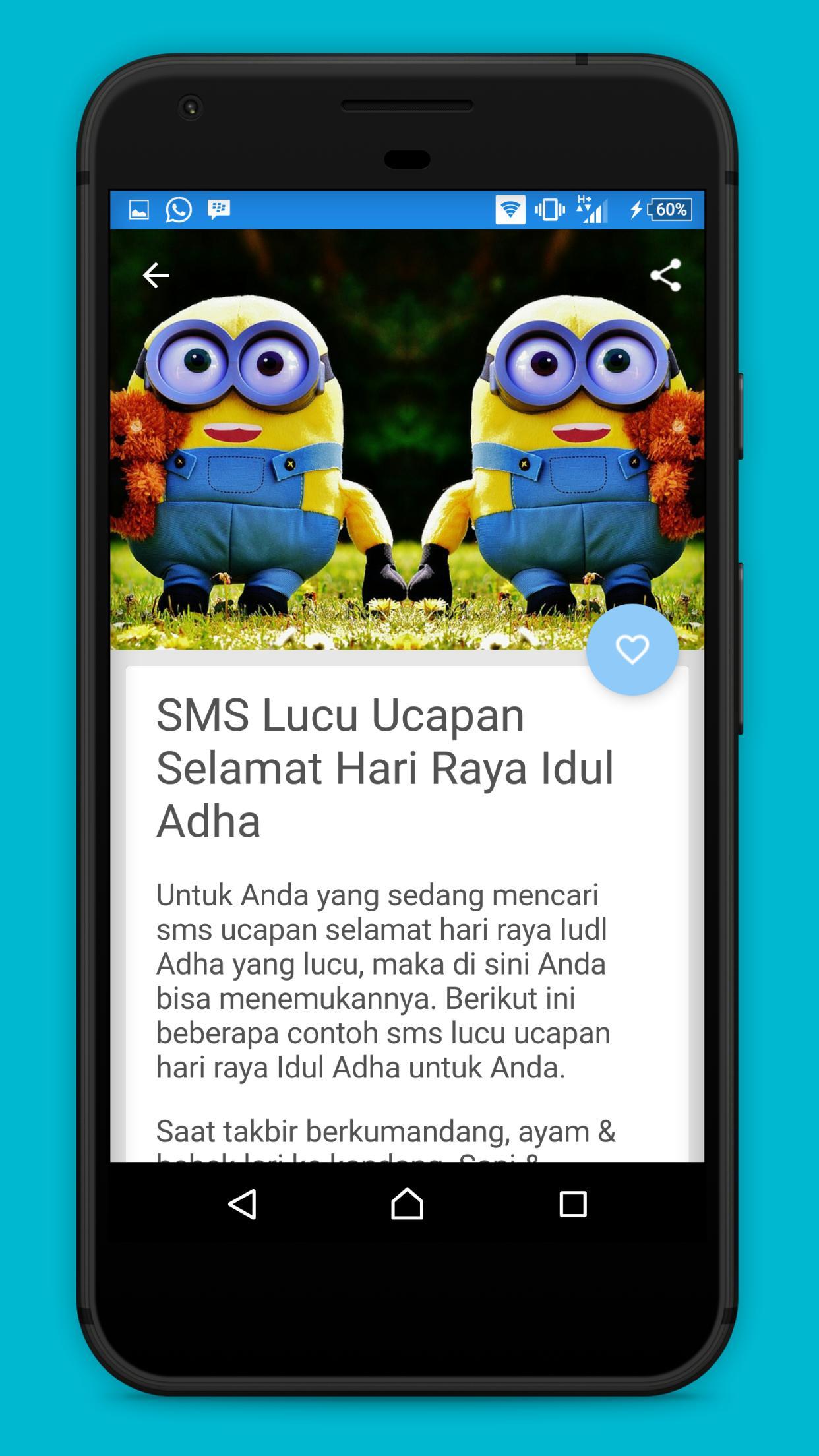 Ucapan Selamat Idul Adha 2017 Para Android APK Baixar