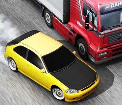 traffic racer poster