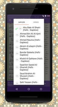 Mushaf apk screenshot