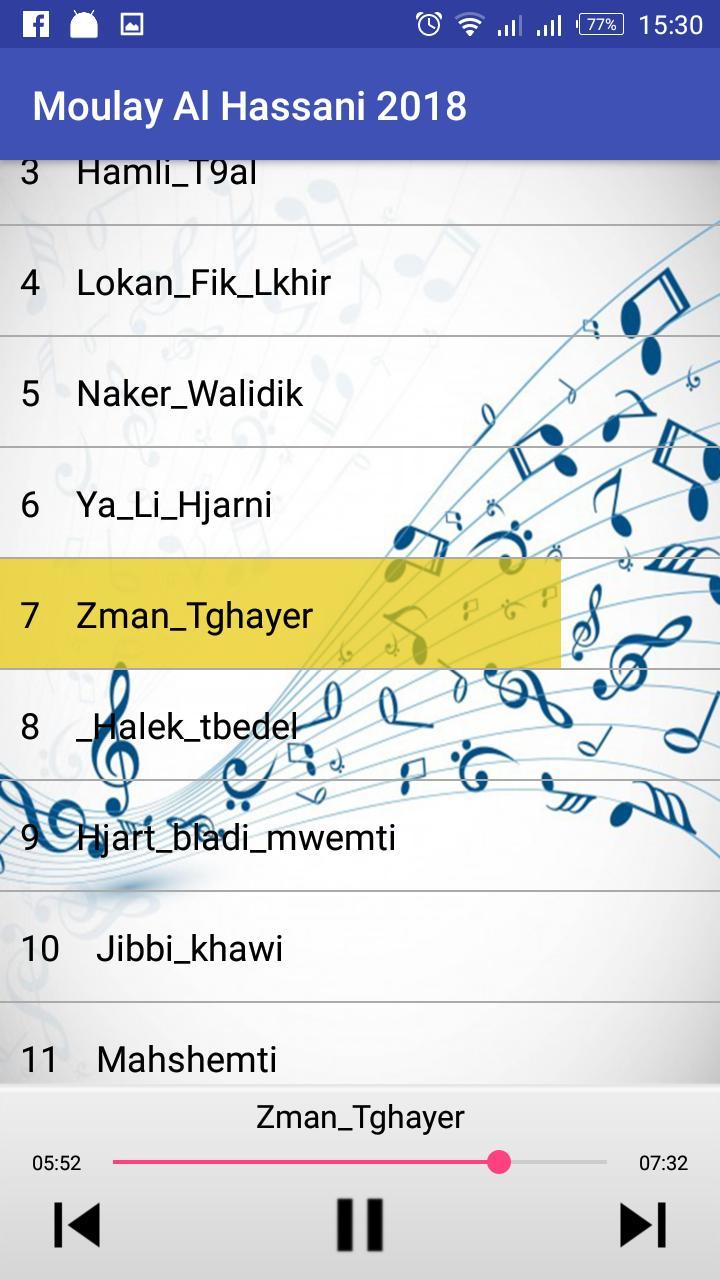 EL 2012 TÉLÉCHARGER MOULAY GRATUIT HASSANI MP3 AHMED