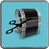 editor video Cut icon