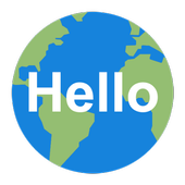 Hello World! icon