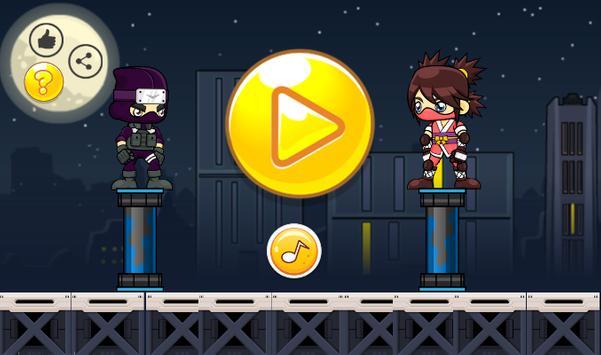 Ninja Girl screenshot 1