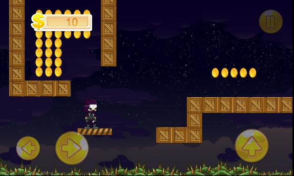 Ninja Girl screenshot 3
