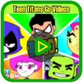 Teen Titans Go Videos icon