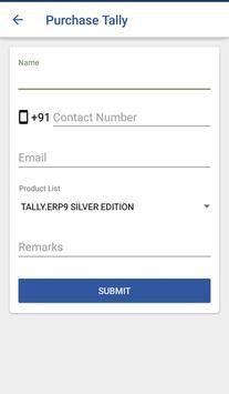 Electroware Tally.ERP9 Support screenshot 1