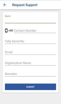 Electroware Tally.ERP9 Support screenshot 2