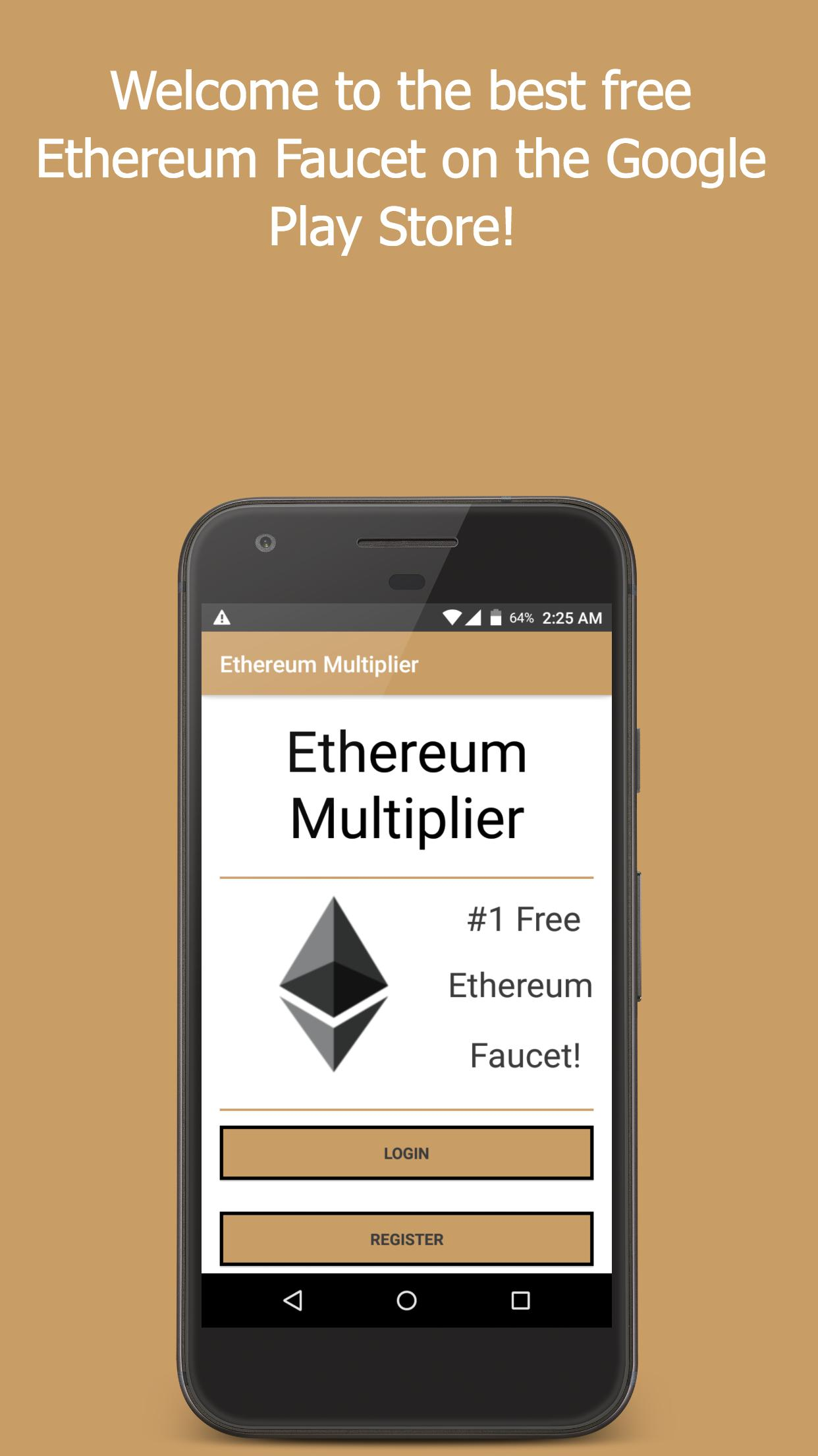 Ethereum Multiplier for Android - APK Download