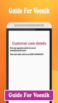 Guide For online shopping Voonik screenshot 3