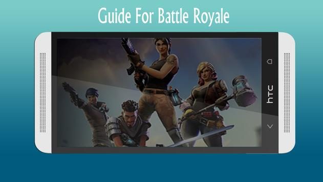 Guide for Battle Royale 2018 screenshot 1