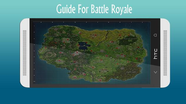 Guide for Battle Royale 2018 screenshot 2